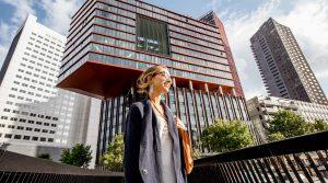 R&B Facilitaire Dienstverlening Rotterdam facilitair medewerkster